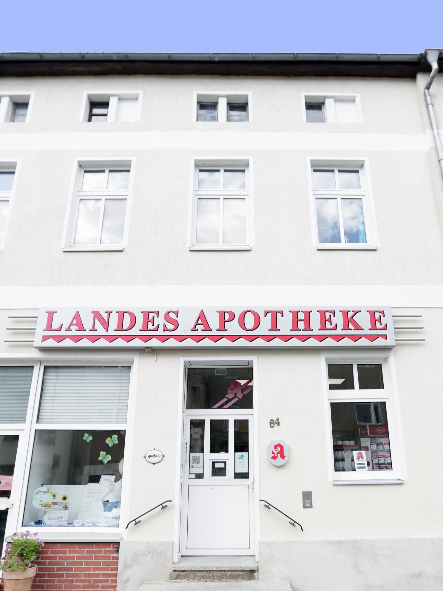 Landesapotheke Oderberg